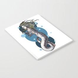 Sea Lamprey Mermaid Notebook