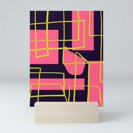 square Mini Art Print