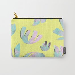 flora pattern no.1 / bright yellow Carry-All Pouch