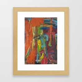 Abstract6 Framed Art Print