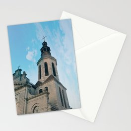Take Me To Church Stationery Cards