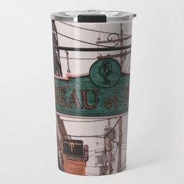 Beau et Fou Travel Mug