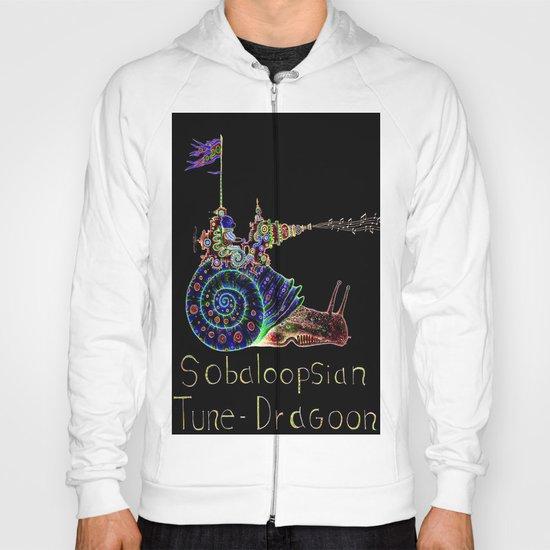 Sobaloopsian Tune-Dragoon  Hoody