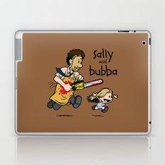 Sally and Bubba Laptop & iPad Skin