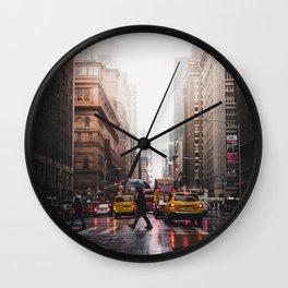 New York Wall Art, New York Photography, New York City Prints, New York Wall Art, New York Art, NY City Landscape, City Skyline Wall Clock