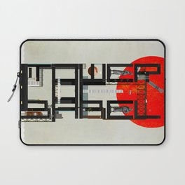 TOWER OF BABEL Laptop Sleeve