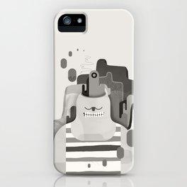Le scalpé iPhone Case