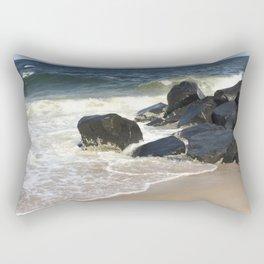 Baesic Belmar Beach Rectangular Pillow