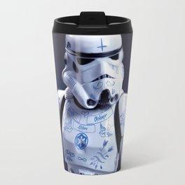 Tattooed Trooper Travel Mug