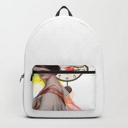 GIRL VINTAGE Pop Art Backpack