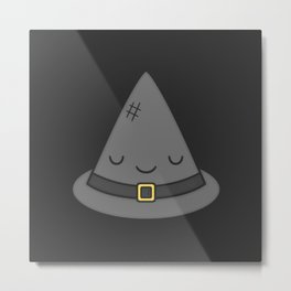 Witch Hat Metal Print