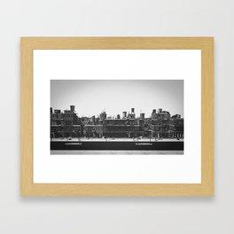 El Malecon - Havana Cuba Framed Art Print