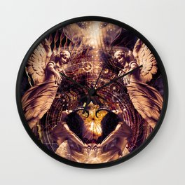 Heavens Gate Wall Clock