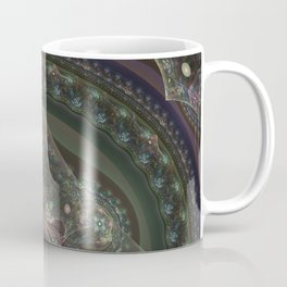 Center Squared by Knightengale Coffee Mug