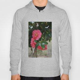 camellia flower Hoody