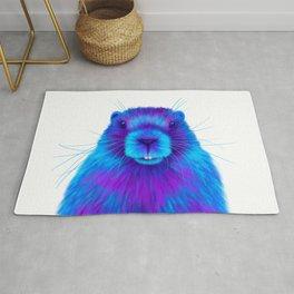 Josh the Marmot Rug