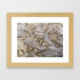 Shattered Perspective Framed Art Print