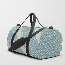 Blue drops Duffle Bag