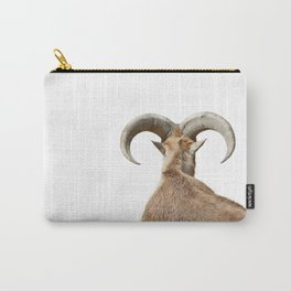 Goat Horns Carry-All Pouch