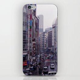 Shinjuku Skyline iPhone Skin