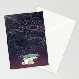 Tea party at 03:00 am Stationery Cards