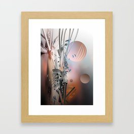 (Sun) Framed Art Print