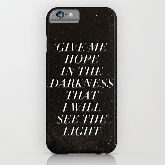 Ghosts That We Knew iPhone & iPod Case