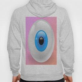 Creepy Cute Eyeball Hoody