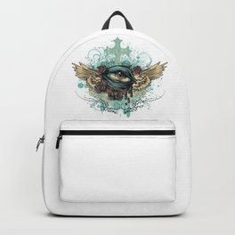 Bleeding Eye Backpack