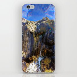 Sitting Bull Falls iPhone Skin