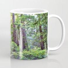 The Light Through the Woods Mug