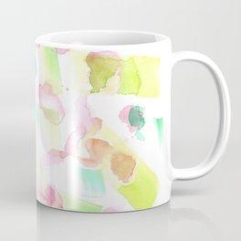 180527 Abstract Watercolour 7| Watercolor Brush Strokes Coffee Mug