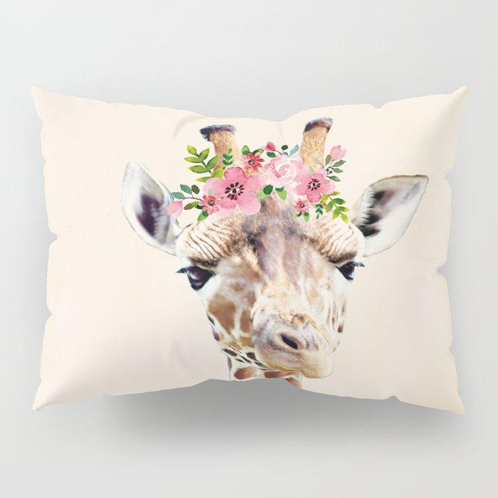 Giraffe Pillow Sham