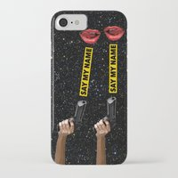 my mad fat diary iPhone & iPod Cases featuring Mad World by Andrea Vietti