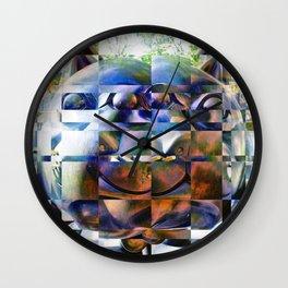 Thursday 6 June 2013: Fate as a fanciest way of describing happenstance. Wall Clock
