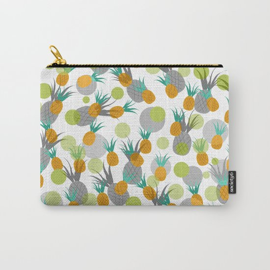 Pineapple Storm Carry-All Pouch