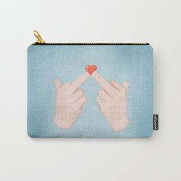 love Your enemies Carry-All Pouch