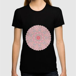 Flower Rounds Mandala T-shirt