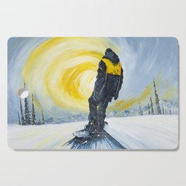 Light Chaser 2017 Cutting Board