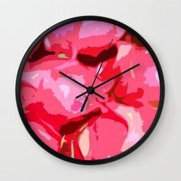 La Pitaya Wall Clock