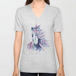 Unicorn - Gust Unisex V-Neck