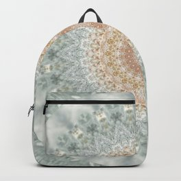 Mandala Snow Queen Backpack