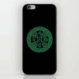 Celtic Nature 2 iPhone Skin