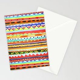 Autumn Tribal Stationery Cards
