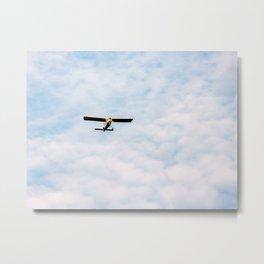 It's a Plane Metal Print