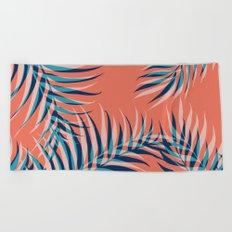 Palms Vision III #society6 #decor #buyart Beach Towel