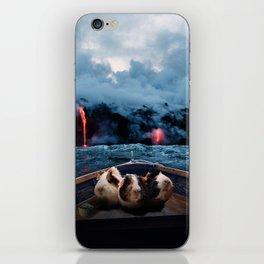 Unsafe Waters iPhone Skin