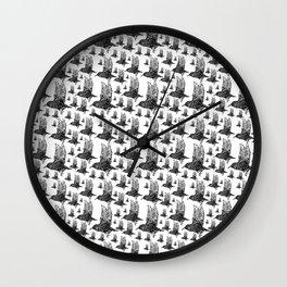 Flock of Starlings / Murmuration Wall Clock