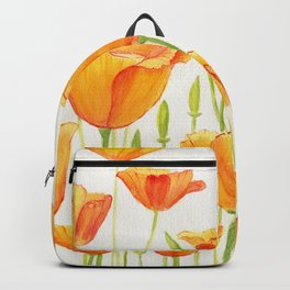 Blossom Poppies Backpack
