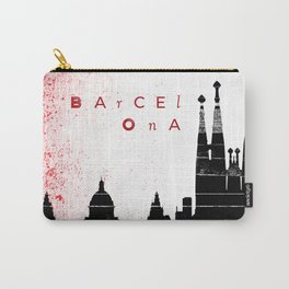 Barcelona Carry-All Pouch